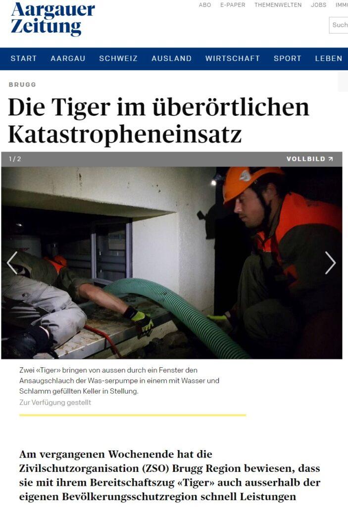 Tigereinsatz